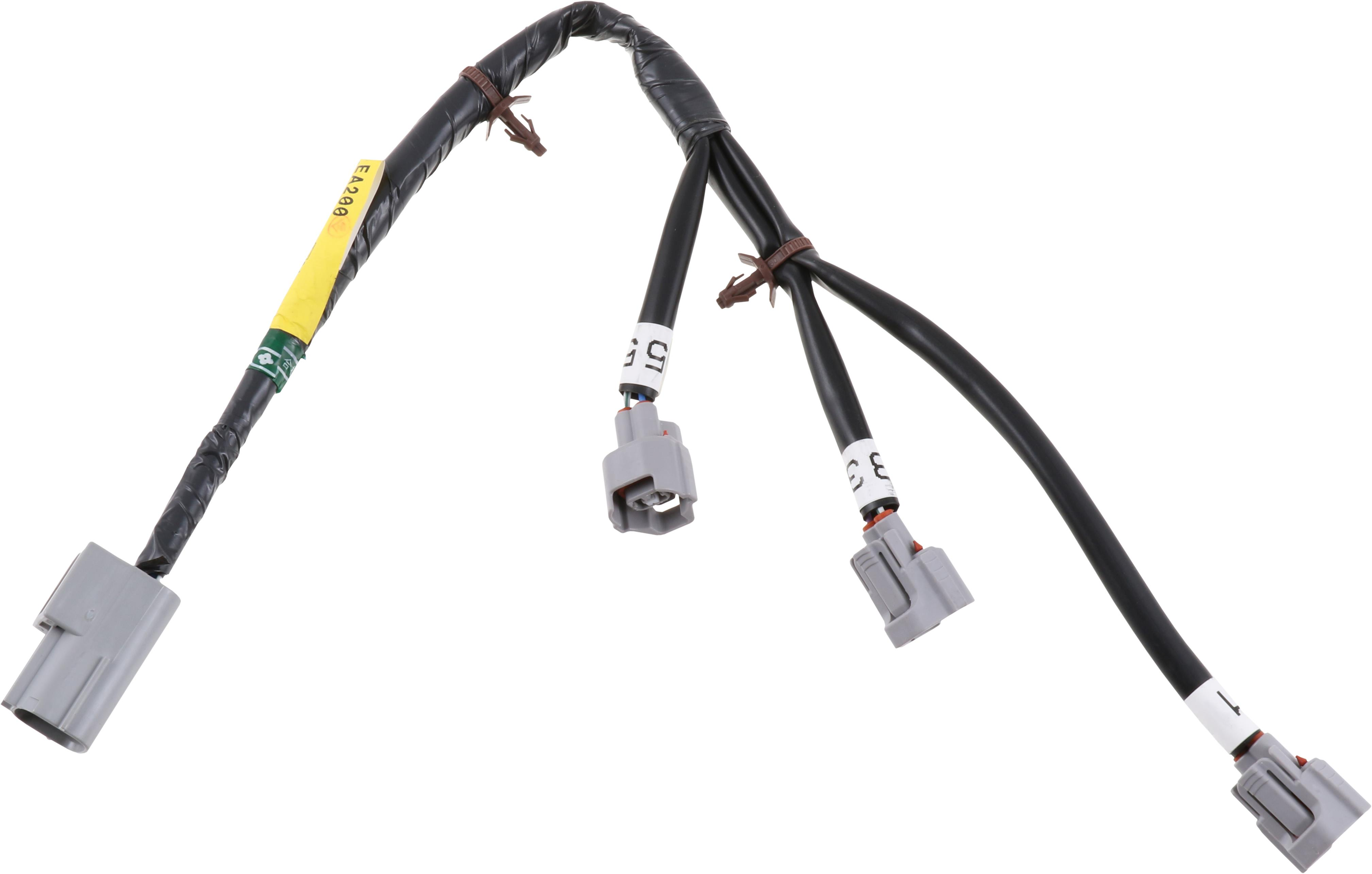 Nissan Pathfinder Engine Wiring Harness  Control  Fitting